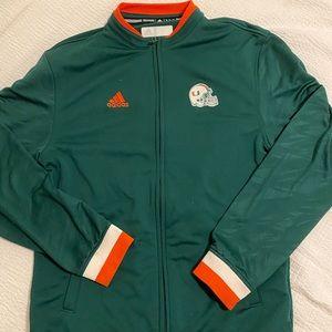 Men's University of Miami Jacket